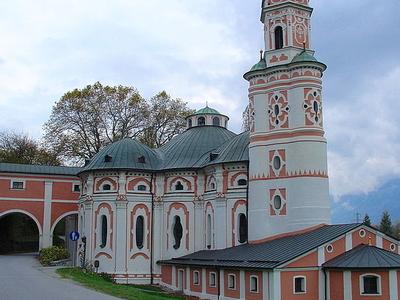 Karlskirche Volders Austria