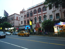 Karnani Mansion Houses Several Restaurants