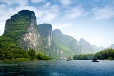 Karst Mountain - Yangshuo - Guilin