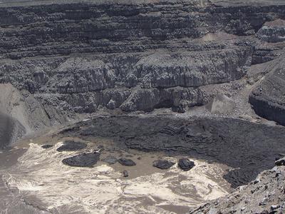 Karthala Volcano