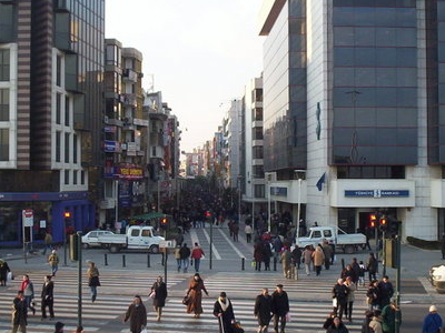 Karsiyaka Bazaar Street