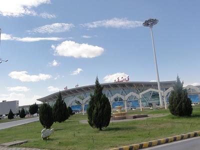 Kashgar Airport - Xinjiang