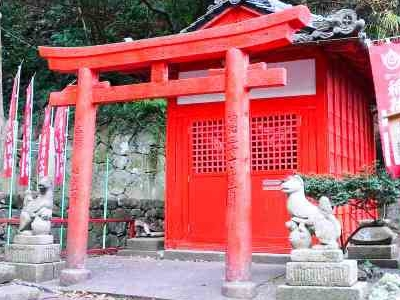 The Shrine Kata-jinja In Toba