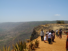 Kates Point Overlook - Mahabaleshwar - India