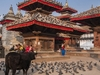 Kathmandu Durbar Square View