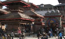 Katmandu Durbar Market