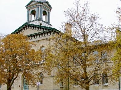 Kawartha Lakes City Hall In Lindsay