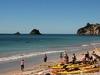 Kayaks @ Hahei Beach - Te Whanganui-A-Hei Marine Reserve NZ