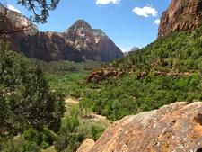 Kayenta Trail - Zion - Utah - USA