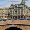 Kazan Bridge And Singer House