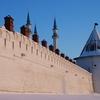 Kazan Kremlin Walls