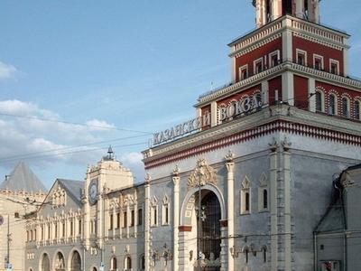 Kazansky Railway Station