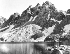 Kearsarge Pinnacles