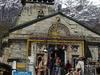 Kedarnath Temple Entrance