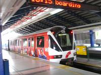 Kelana Jaya LRT Station