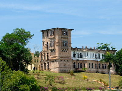 Kellie's Castle - Top Of A Hill