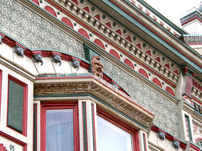 Kendallville  Indiana  Architectural  Detail