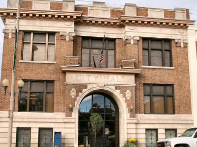 Kendallville  Indiana  City  Hall
