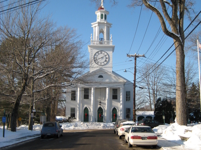 Kennebunkport  South  Congregational  Church