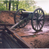 Recreated Artillery Position