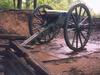 Recreated Artillery Position