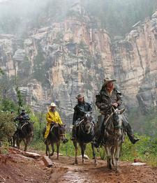 Ken Patrick Trail - Grand Canyon - Arizona - USA