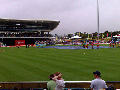 Kensington Oval Stadium