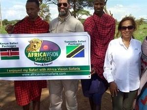 6 Days Kenya Safari Package Fotos