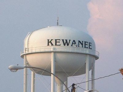 Kewaneewatertower