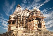 Khajuraho Temple View
