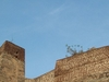 Khammam Fort View From Bottom