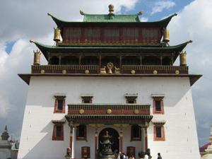 Kharagiin Mosteiro Khiid