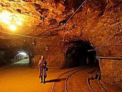 Khewra Salt Mine - Punjab PK
