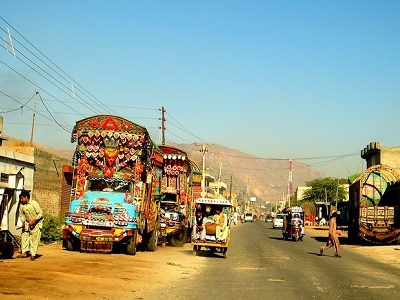 Khewra Town View - Punjab PK