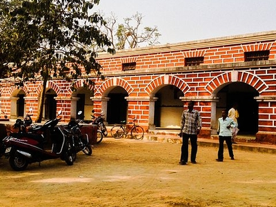 Khoradha Tehsil Office