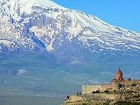 Khor Virap Monastery and Noravank Monastery