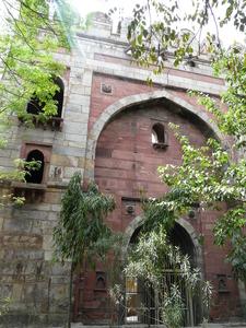 Khuni Darwaza Front View