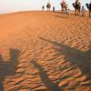 Khuri Village And Sand Dunes - Jaisalmer