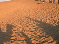 Khuri Village And Sand Dunes