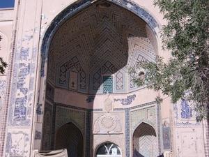 Khwaja 'Abd Allah Ansari Shrine
