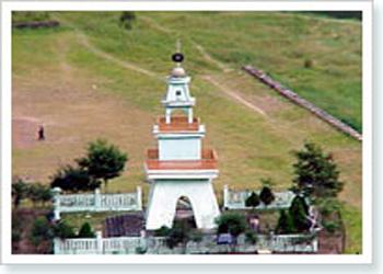 Kiang Nongbah Monument Jaintia Hills District