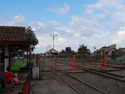 Kiara Condong Train Station