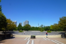 Park And Tokyo Skytree