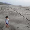 Kid @ Karde Beach - Anjarle - Ratnagiri MH