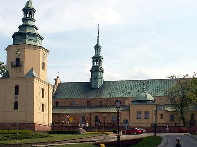 Kielce Cathedral Poland
