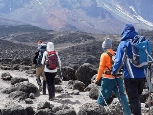 Mount Kilimanjaro Climb Machame Route Fotos