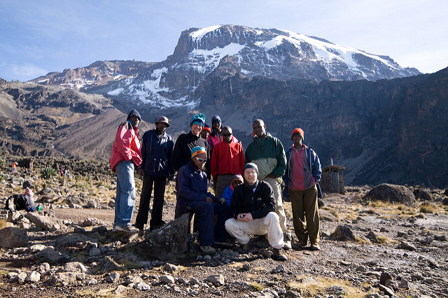 Mountain Climbing - Machame Photos