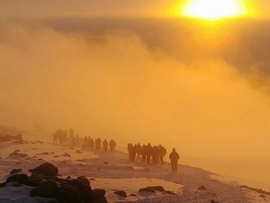 Mount Kilimanjaro Hike 6 Days Rongai Route Photos