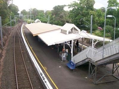 Killara Railway Station
