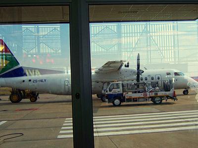 Kimberley Airport